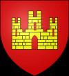 Blason Saverdun porte d'Ariège Pyrénées