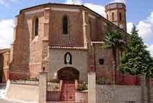 Eglise Saint-Michel de Montaut Ariège Pyrénées