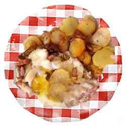 taillous plat typique ariegeois