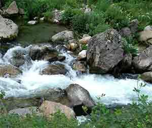 la riviere ariege ariege pyrenees