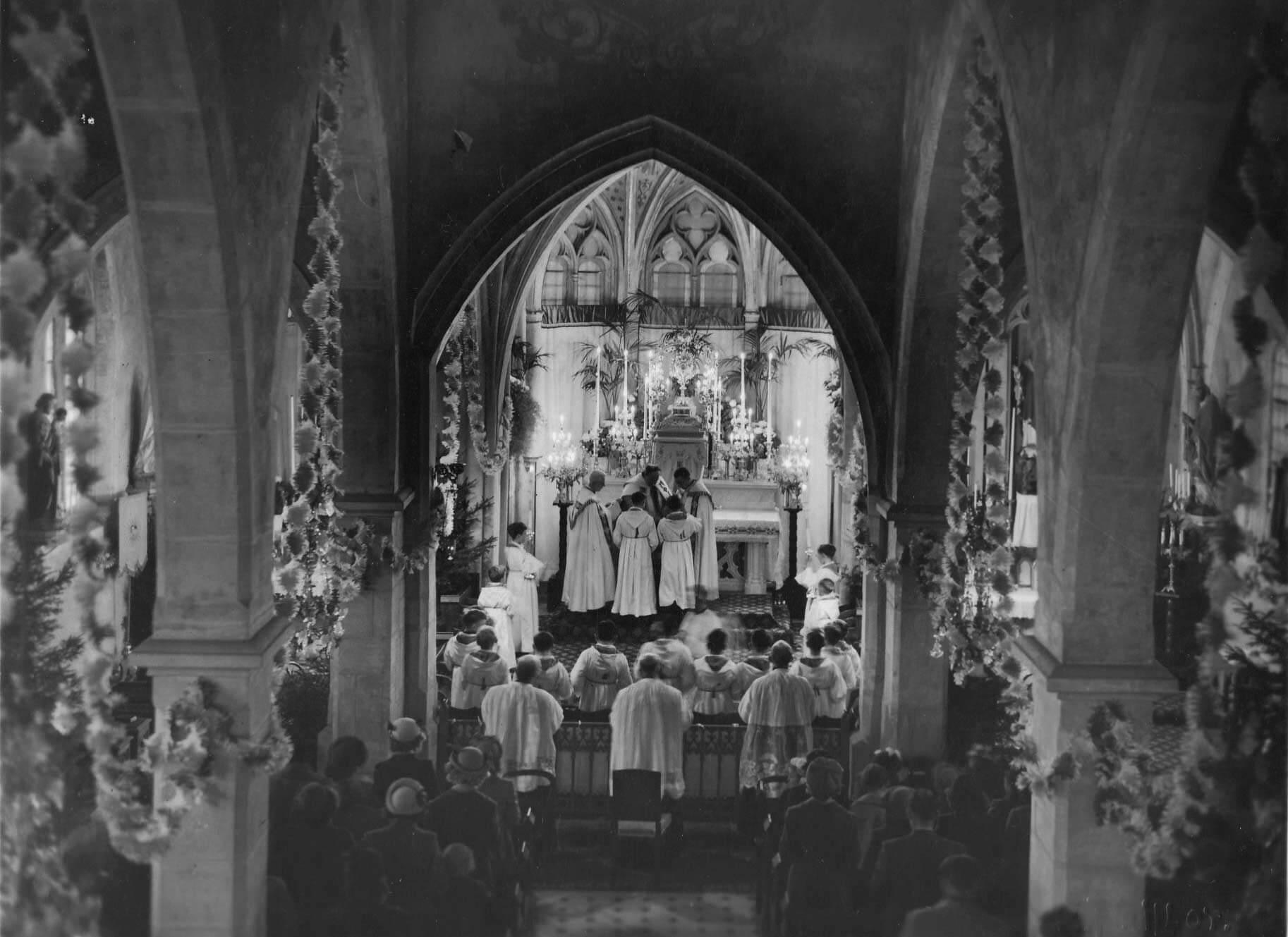 Eglise de Gravelotte